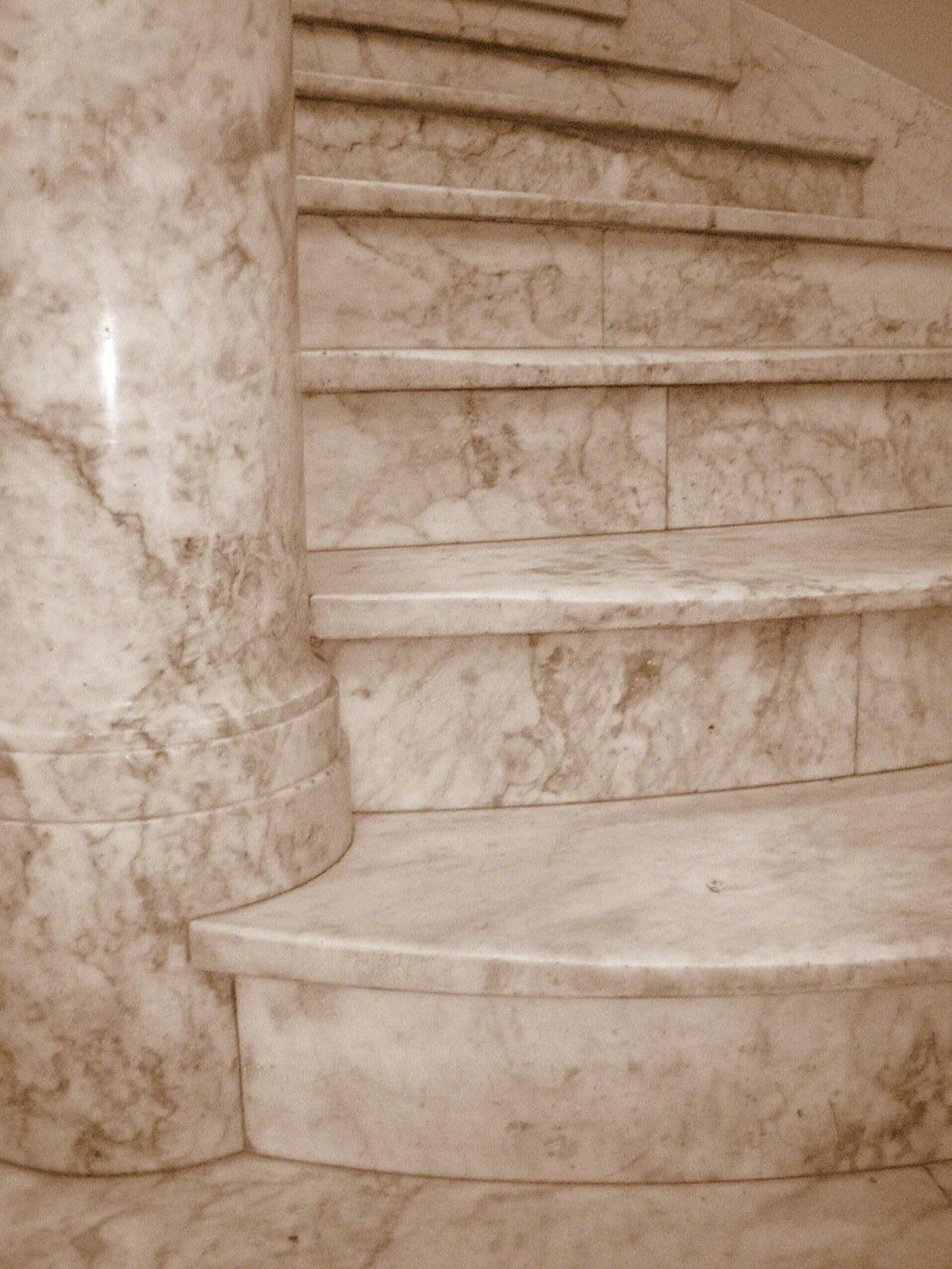 Marble Staircase