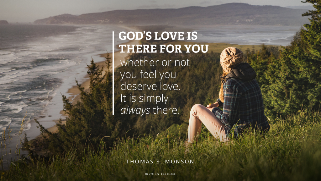 Always There Best God's Love Quotes
