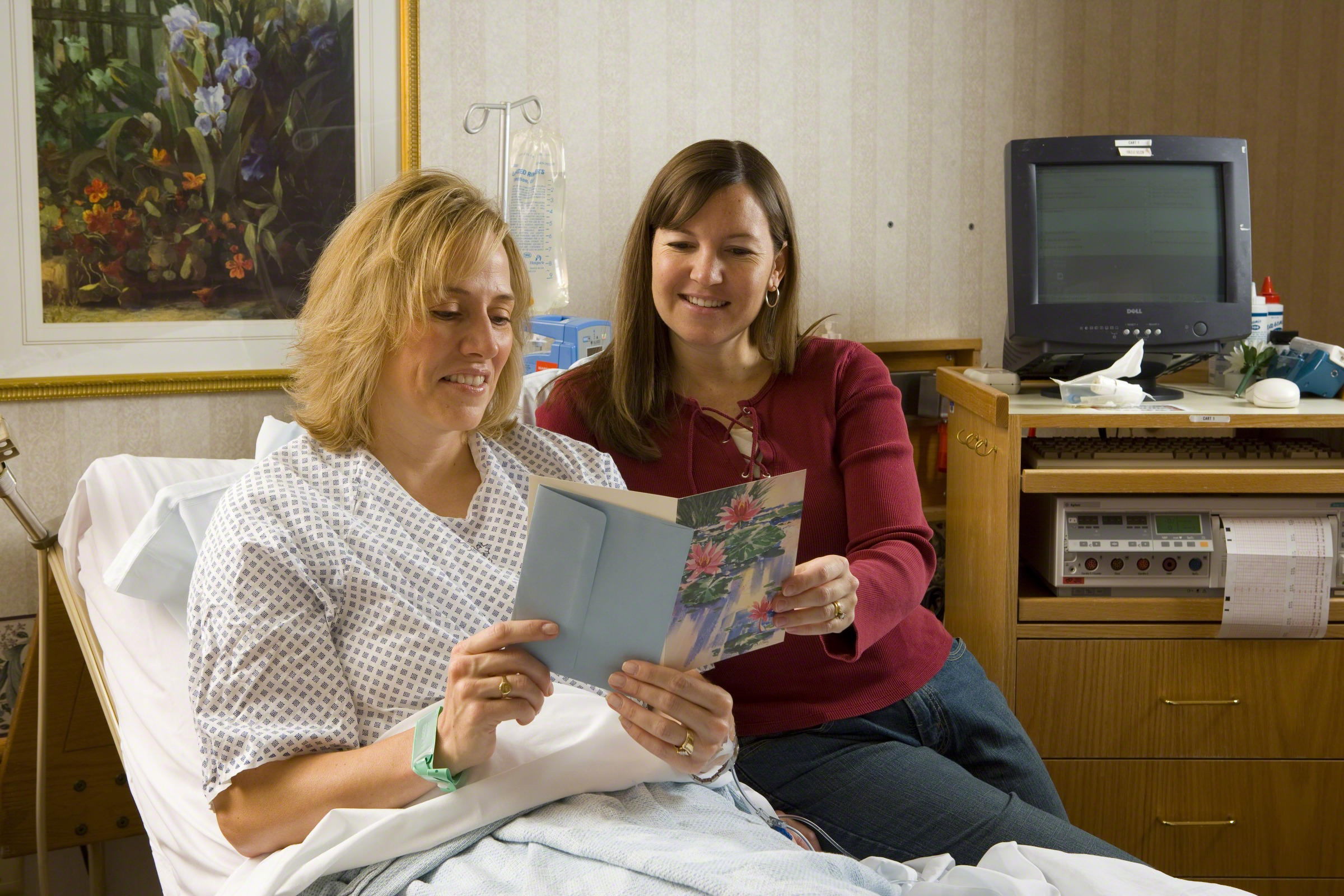 visit a sick person in a hospital What to consider when visiting a friend or relative in hospital, including hand  hygiene and presents.