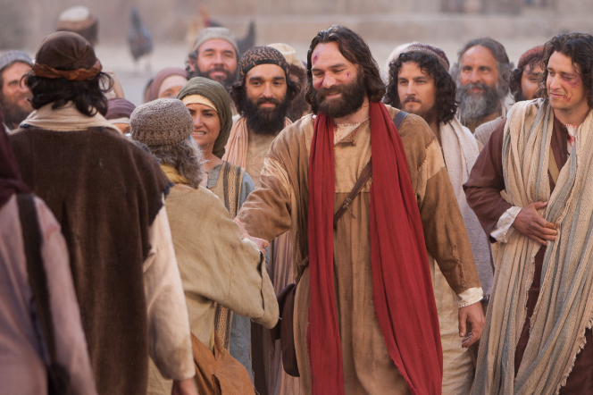 Acts 5:12–42, After being beaten, Peter and John continue to preach the gospel