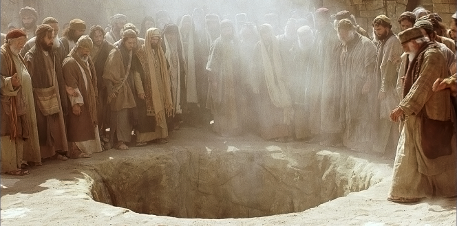 Acts 7:58–60, Stephen is stoned to death