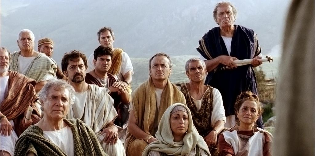 Athenians Listen to Pa...