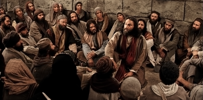 Acts 15, Peter speaks to other apostles