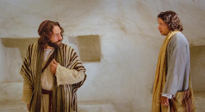 John 20:3–18, Peter and John visit the tomb