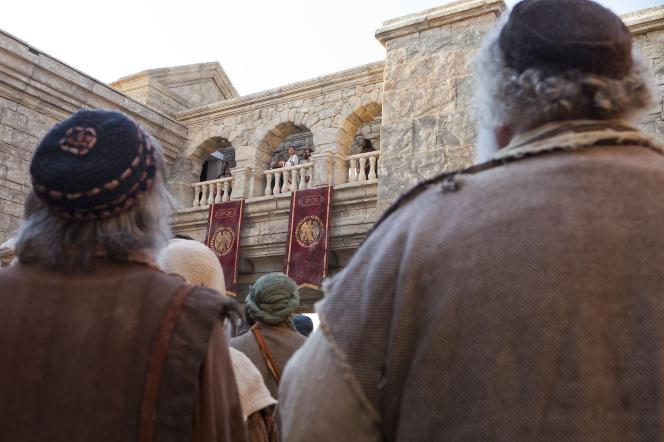 Matthew 27:1–2, 11–25, Crowds condemn Jesus