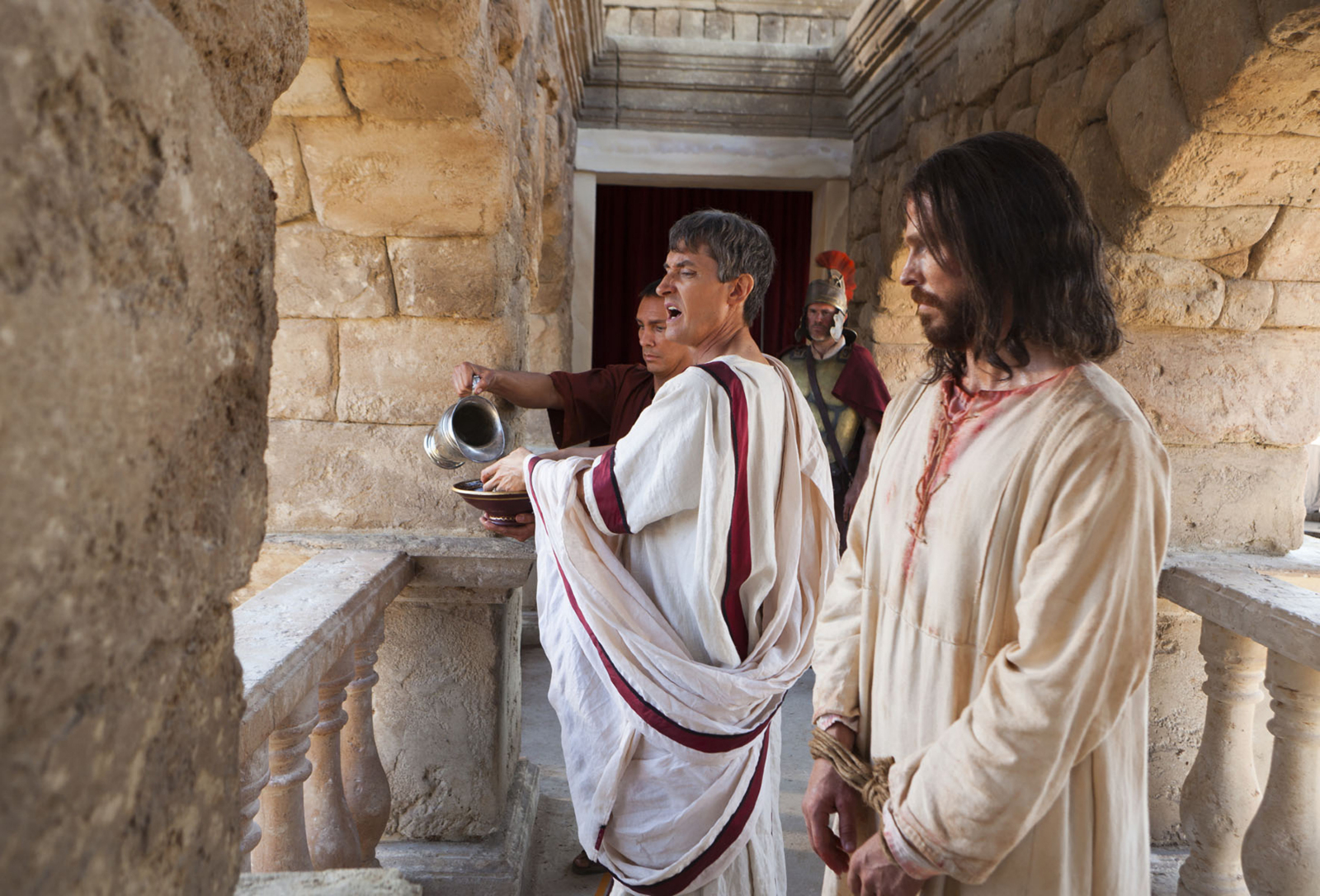 I saw jesus die - 1 3