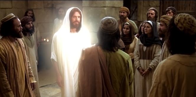 Resultado de imagen para jesús resucitado se aparece a los discipulos