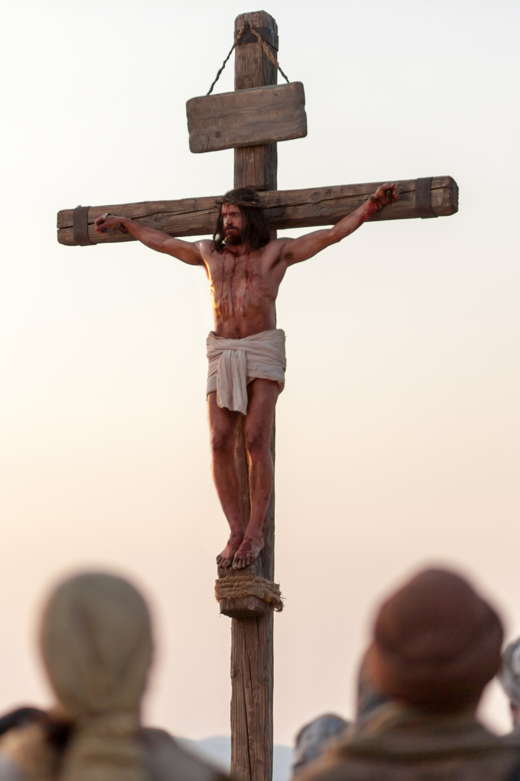 Image result for christ on the cross lds
