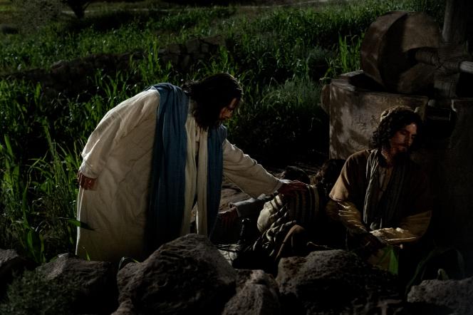 Christ Waking His Apostles