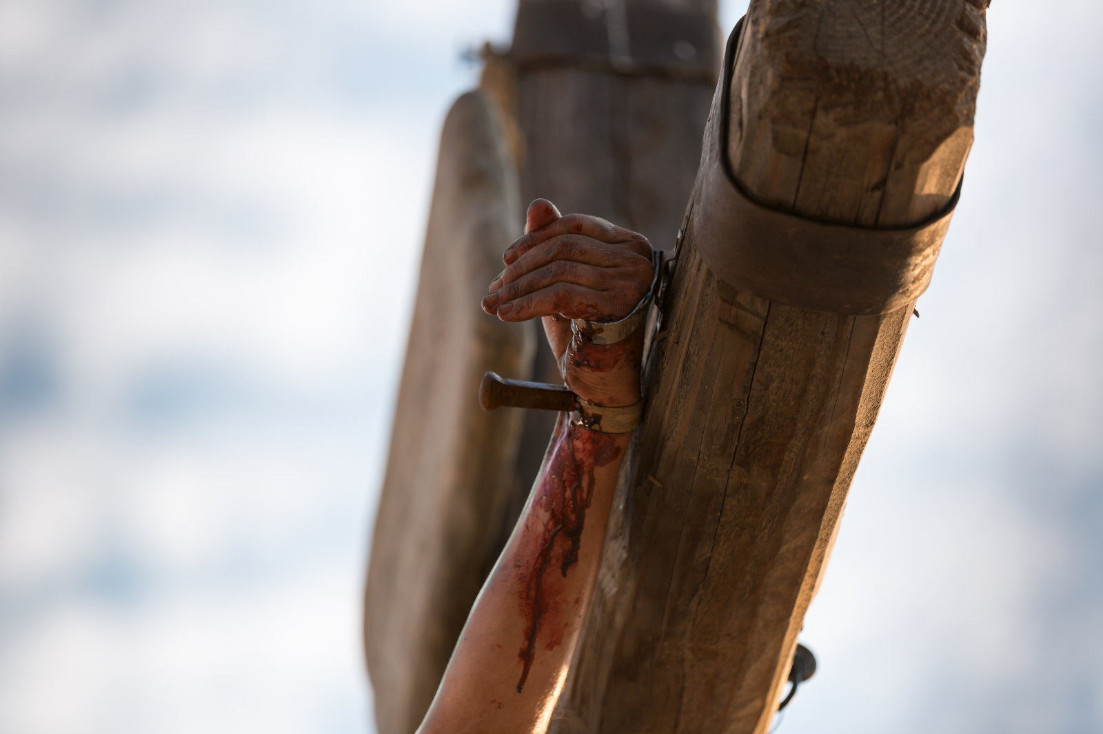 nails in christ u2019s hand and wrist
