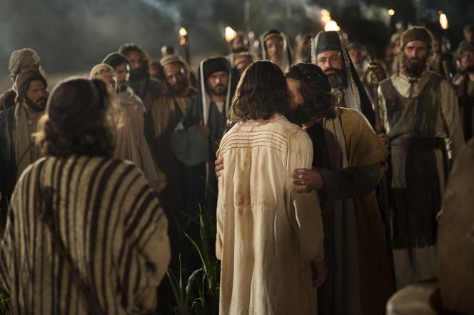 Matthew 26:45–50, Christ is betrayed