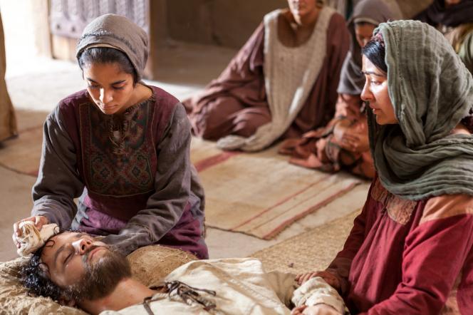 John 11:1–3, Mary, Martha, and Lazarus