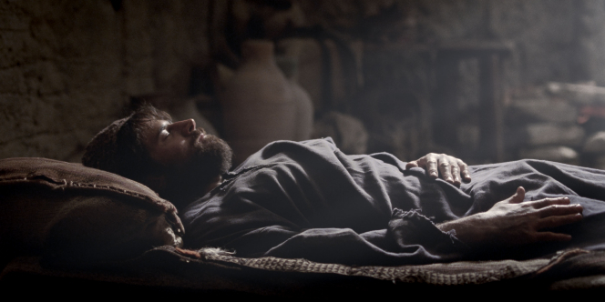 Luke 1:26–38, Joseph learns of Christ's birth in a dream