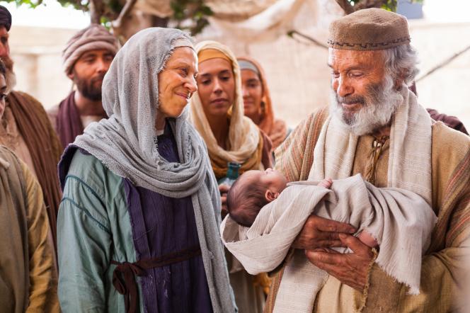 Luke 1:57–80, Zacharias with Elisabeth and John