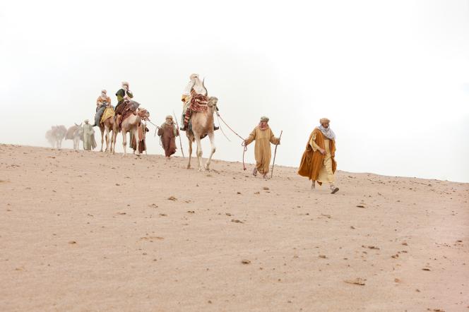 Matthew 2:1–2, 7–10, The Wise Men in the desert