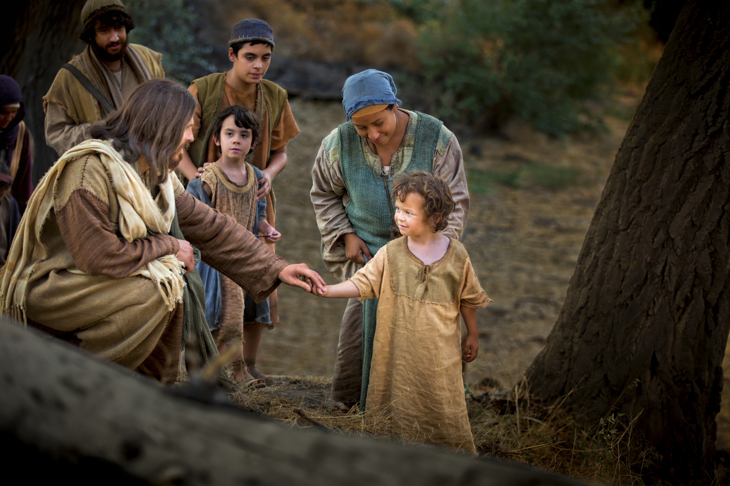 Christ with a child - Child jesus images download ...