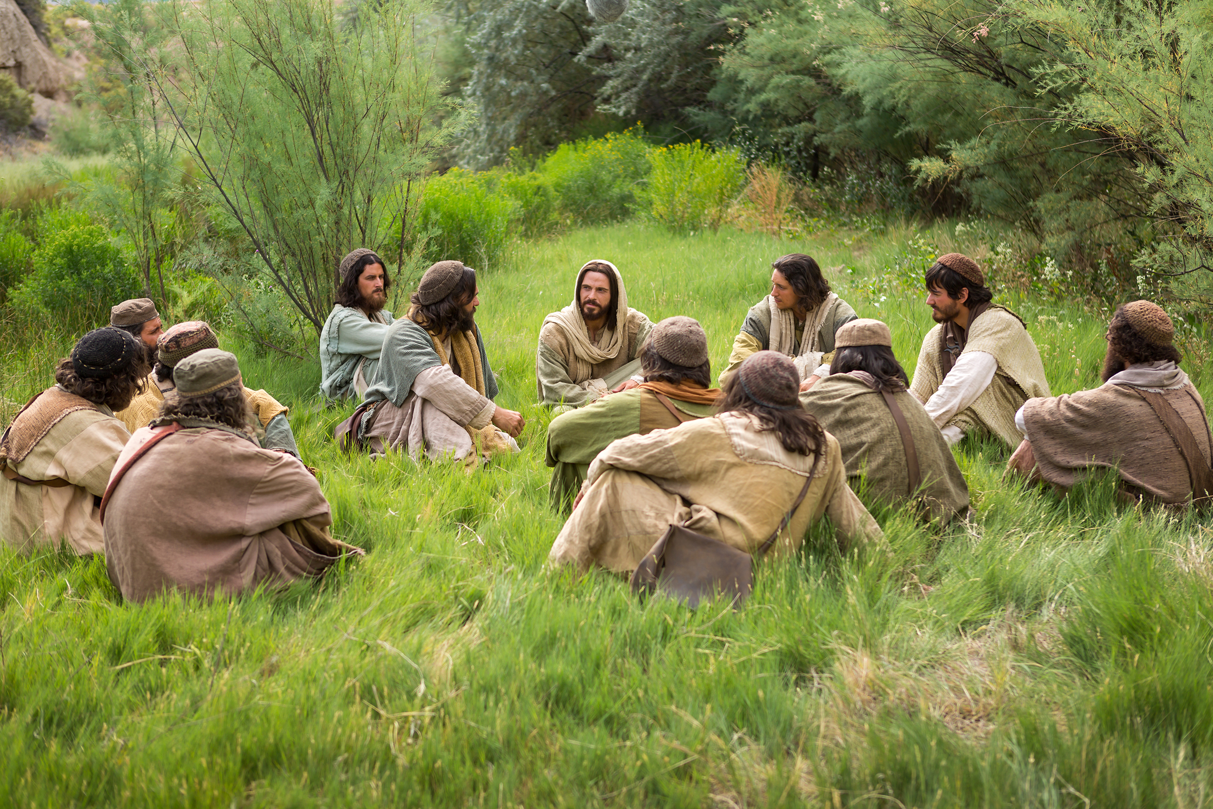 "a survey of jesus disciples and jesus teaching ""this teaching is difficult  where both unnamed and famously named disciples skulk off into the night jesus' words were too  jesus' teachings were are."