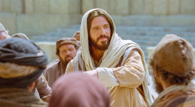 Kristus uci v Jeruzaleme