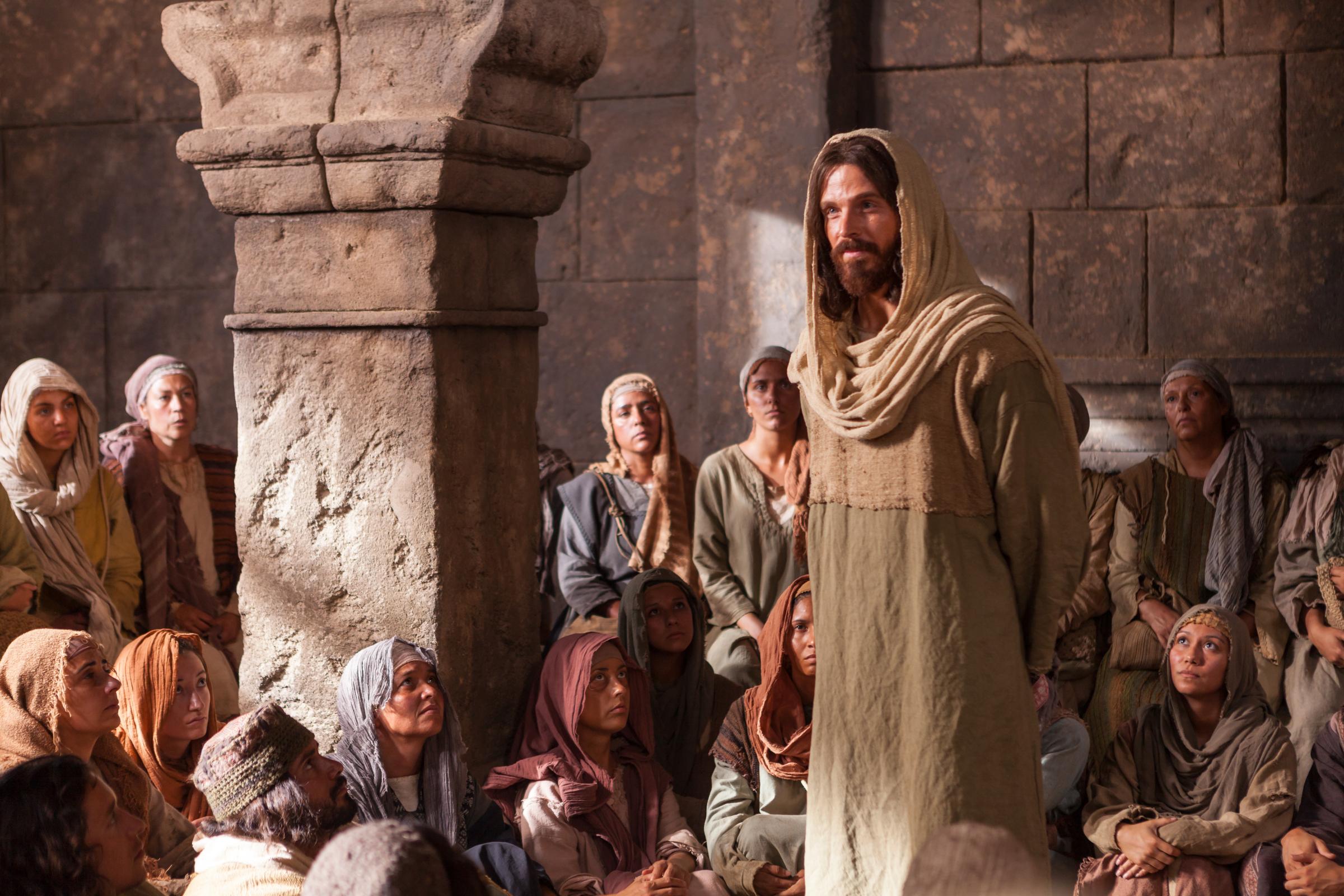 Jesus of nazareth biography