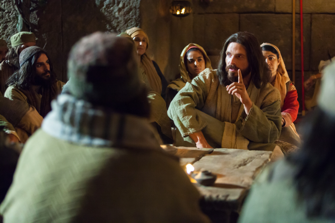 Matthew 13:44–51, Christ teaching His followers