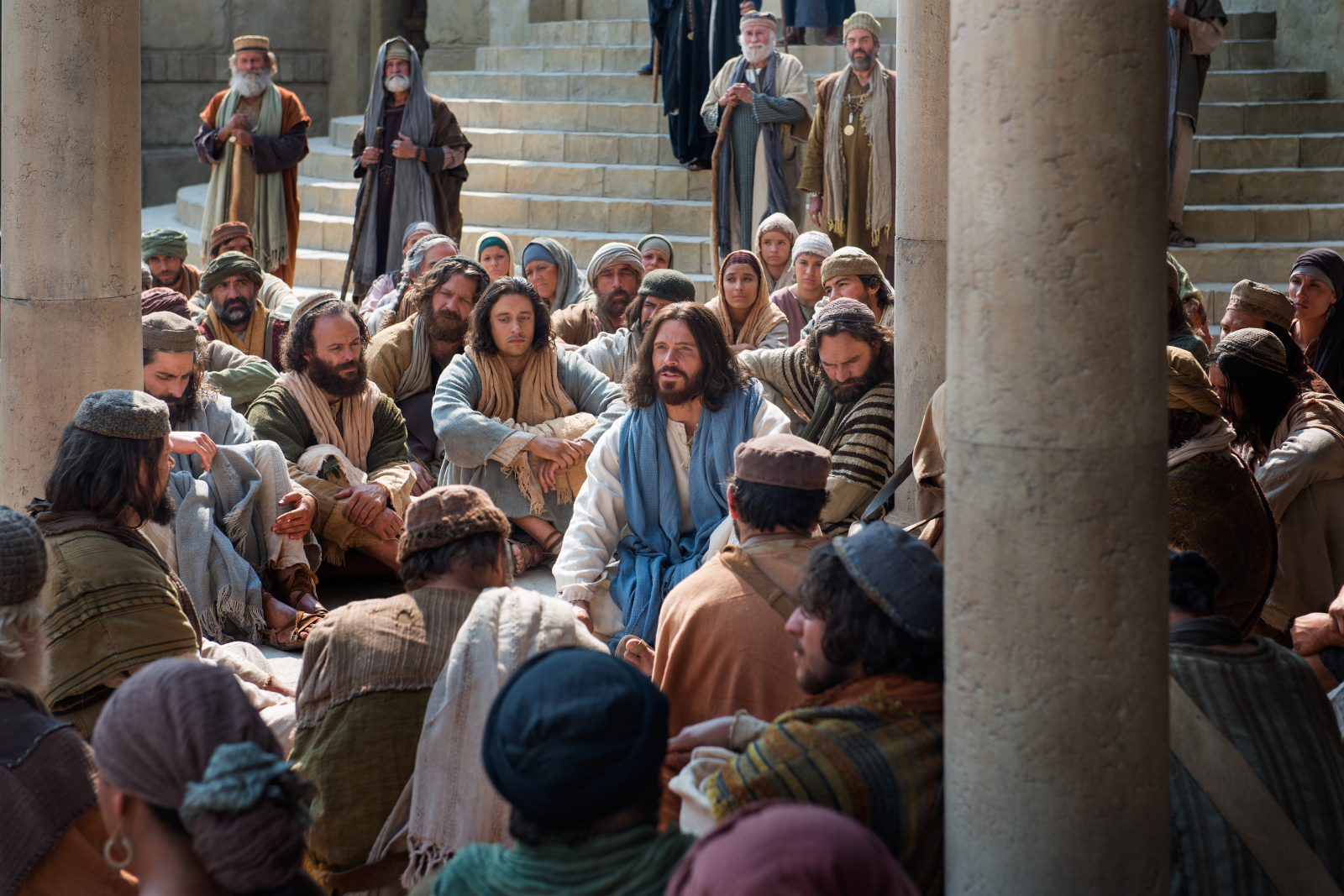 jesus teachings Matthew 4:23 - jesus was going throughout all galilee, teaching in their synagogues and proclaiming the gospel of the kingdom, and healing every kind of disease and every kind of sickness among the people.