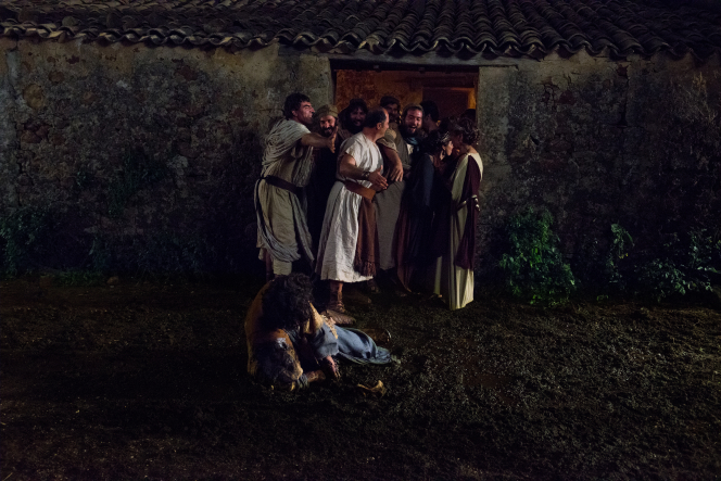 Luke 15:11–32, The prodigal son is thrown out after he spends all his money