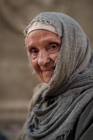 Mark 12:41–44, A widow