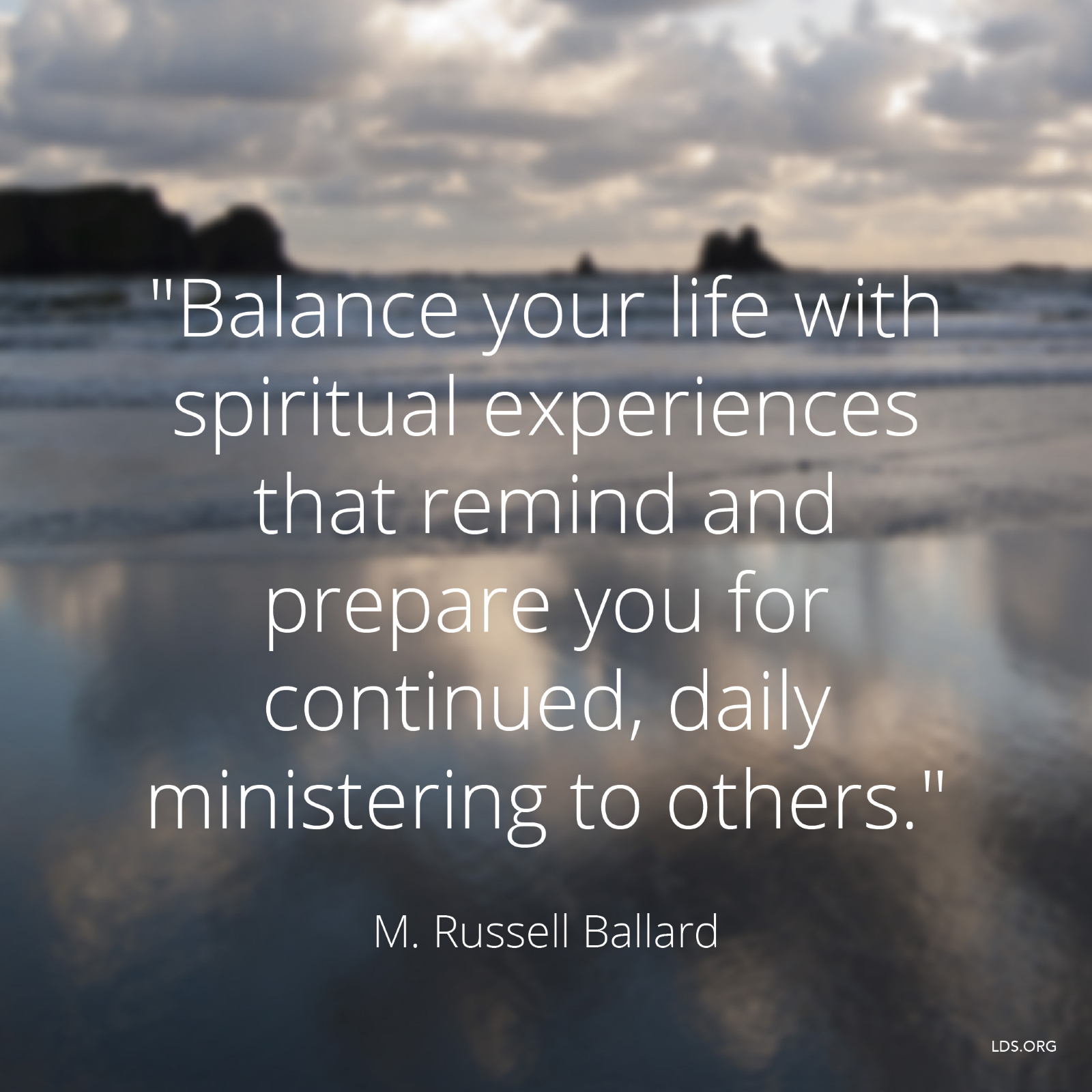 Spiritual Quotes About Life: Balance Your Life