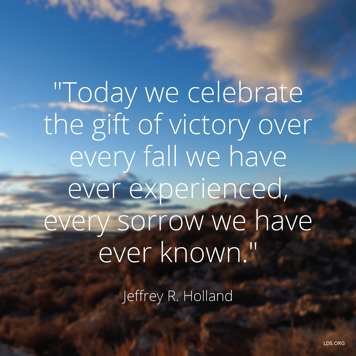 The Gift Of Victory