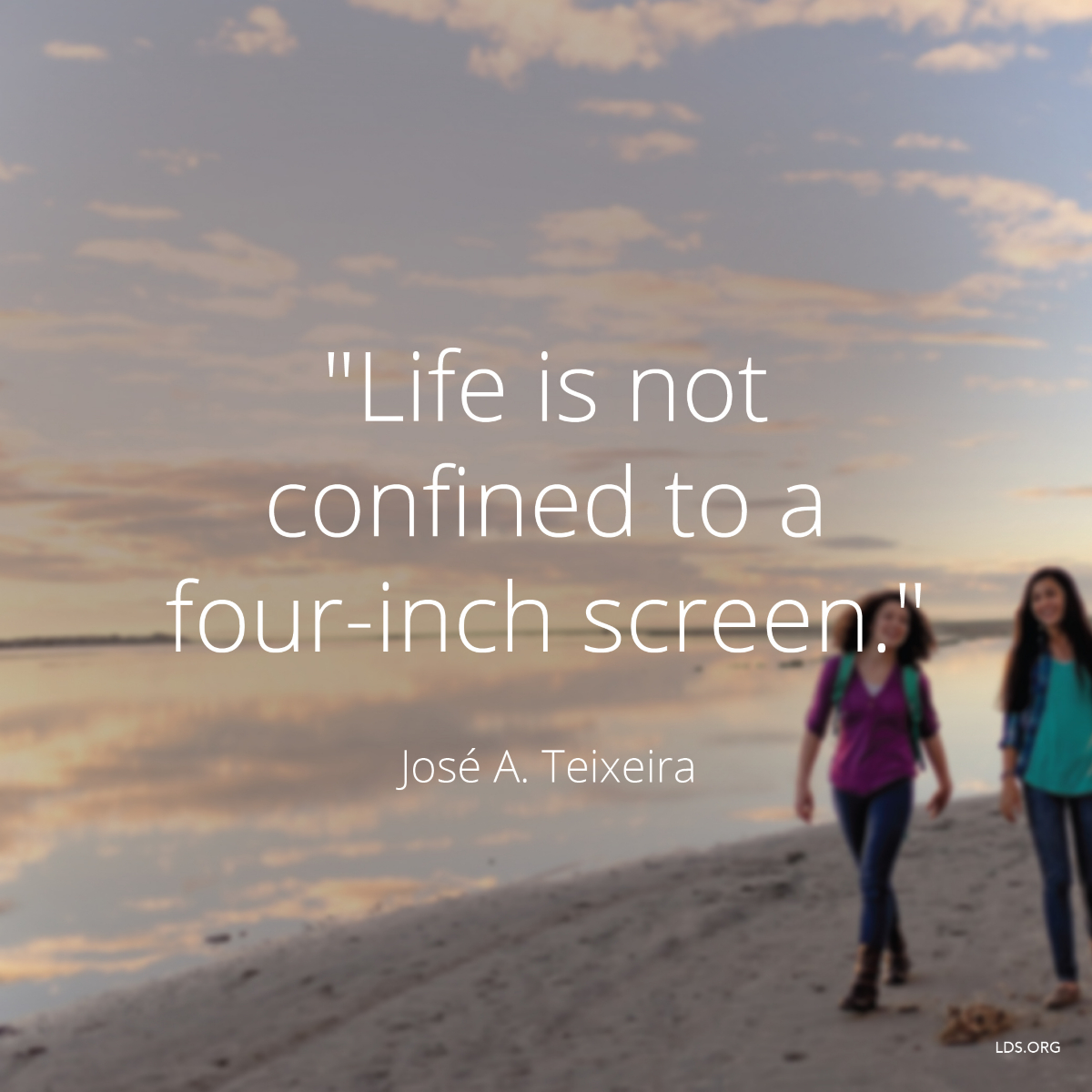 Life Is Not Confined
