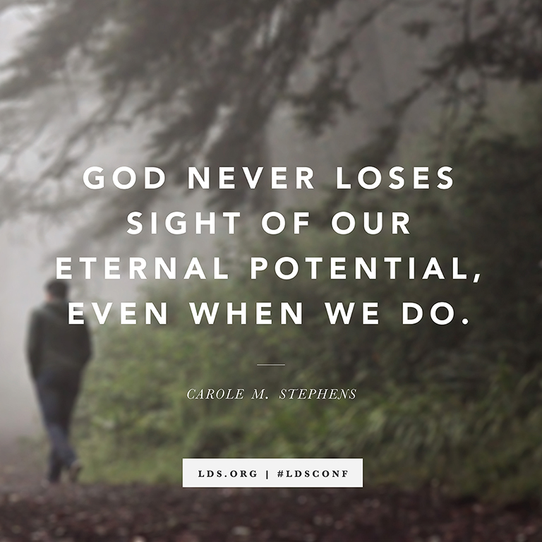 Our Eternal Potential