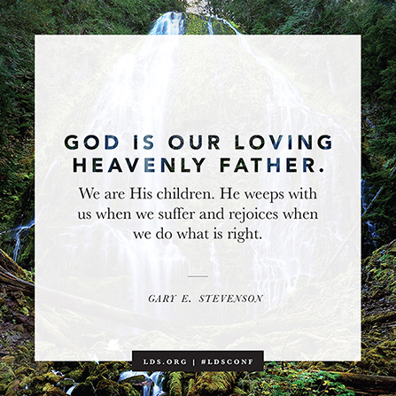 Image result for heavenly father lds