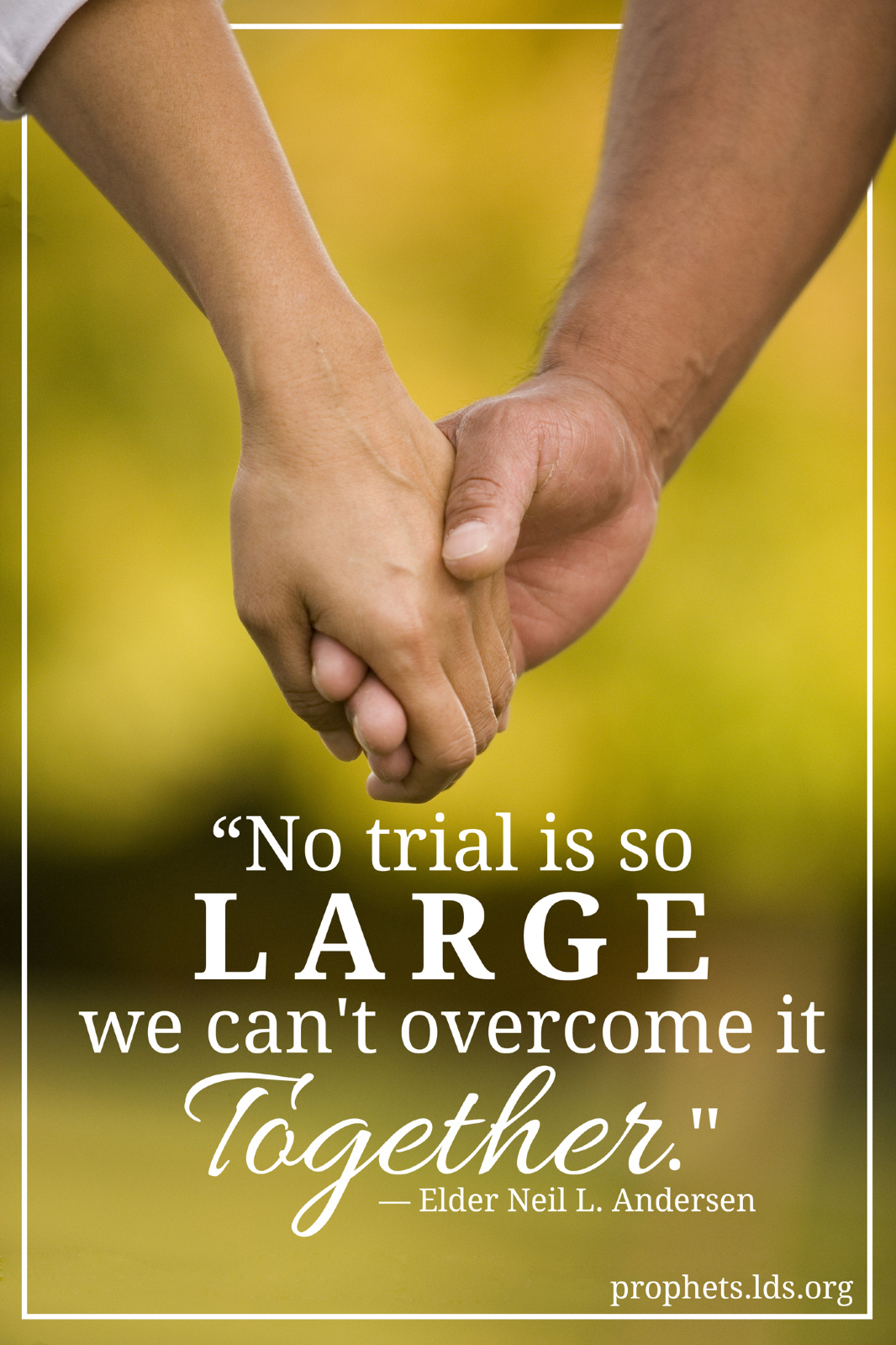 the trials and tribulations of five sisters at marrying age Quotes on overcoming trials when you need quotes on overcoming trials, we have them many people use inspirational quotes to help them beat challenges or obstacles and it may be that you also have a friend who could use a little encouragement.