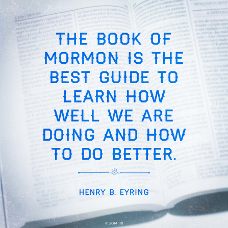 Book Of Mormon Quotes Delectable The Best Guide