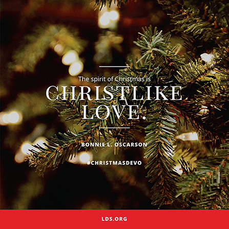 Lds Christmas Quotes.Spirit Of Christmas