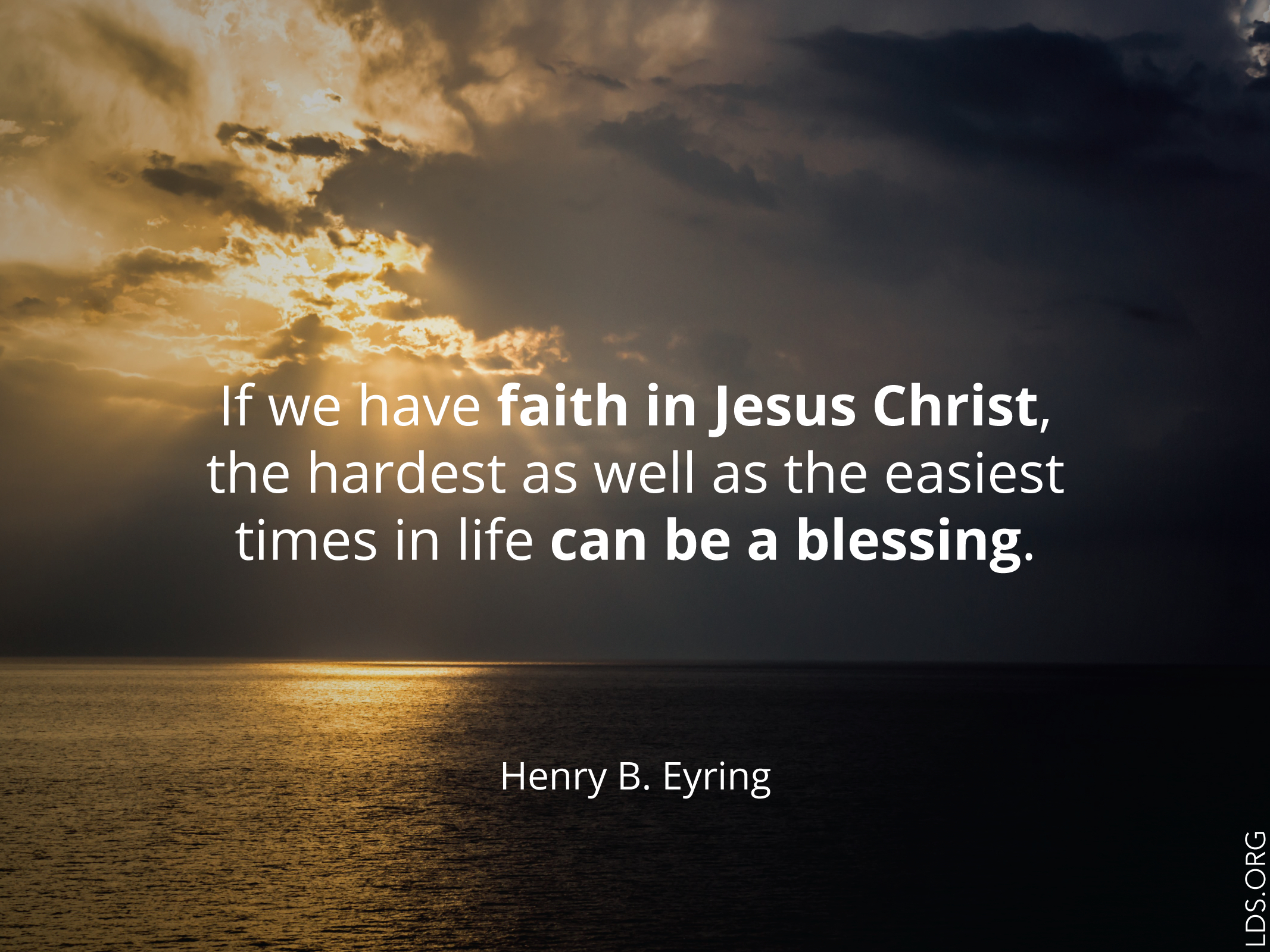 Faith In Christ