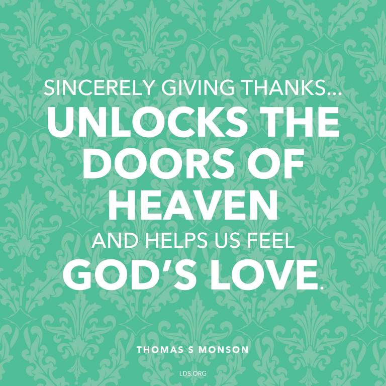 Unlock the Doors of Heaven