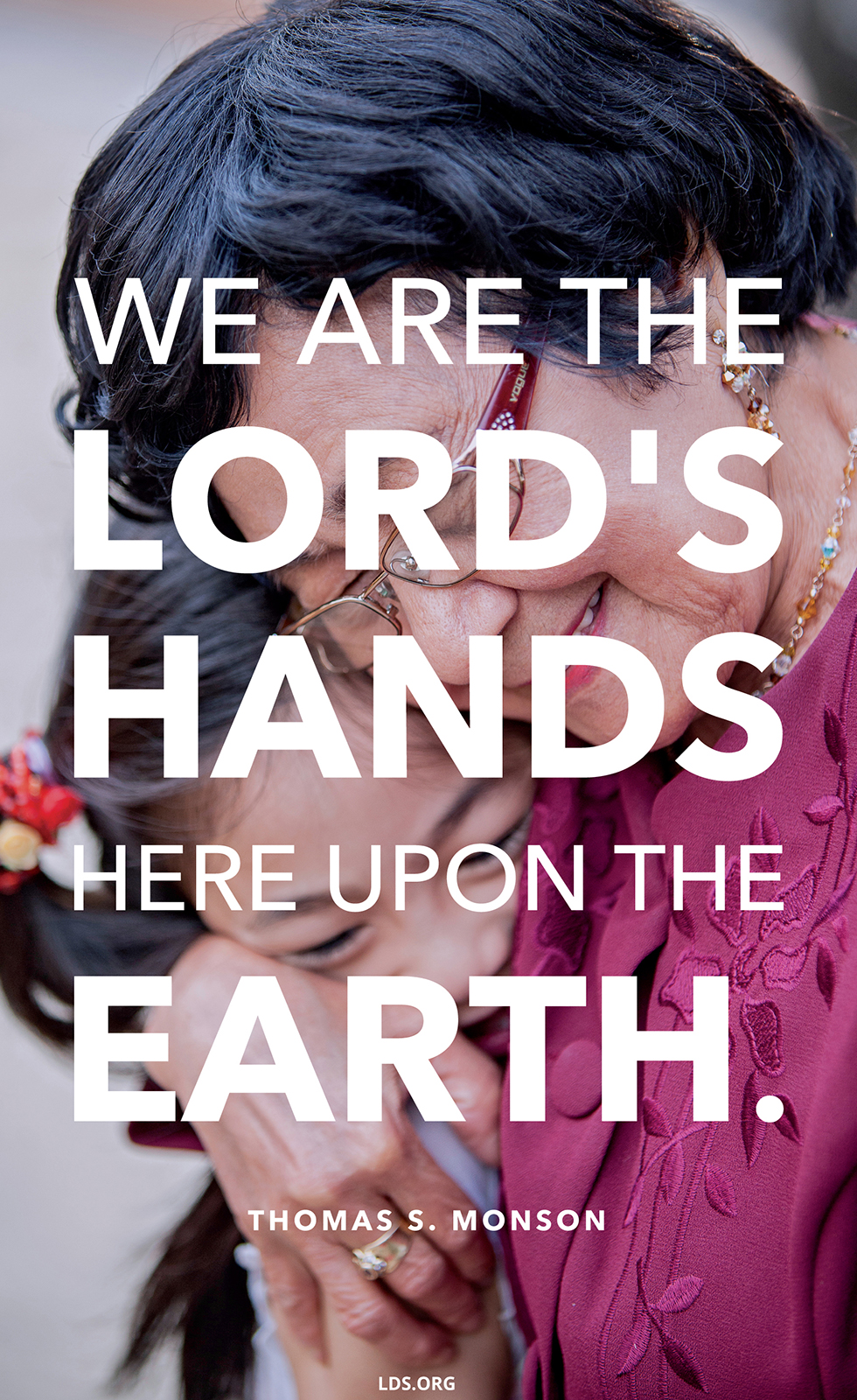 the lord u0027s hands