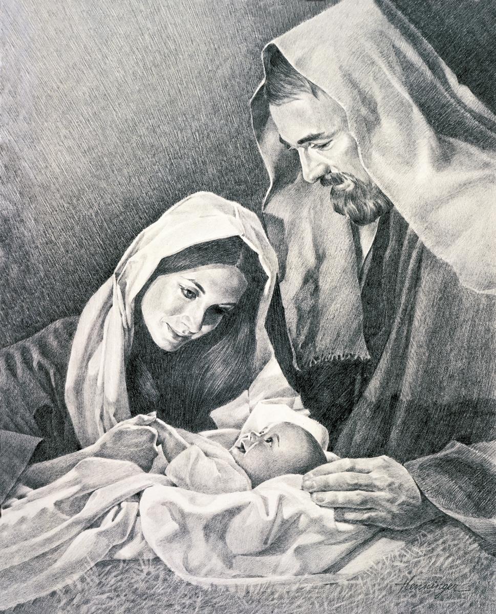 nativity jesus christ lds wallpaper - photo #9