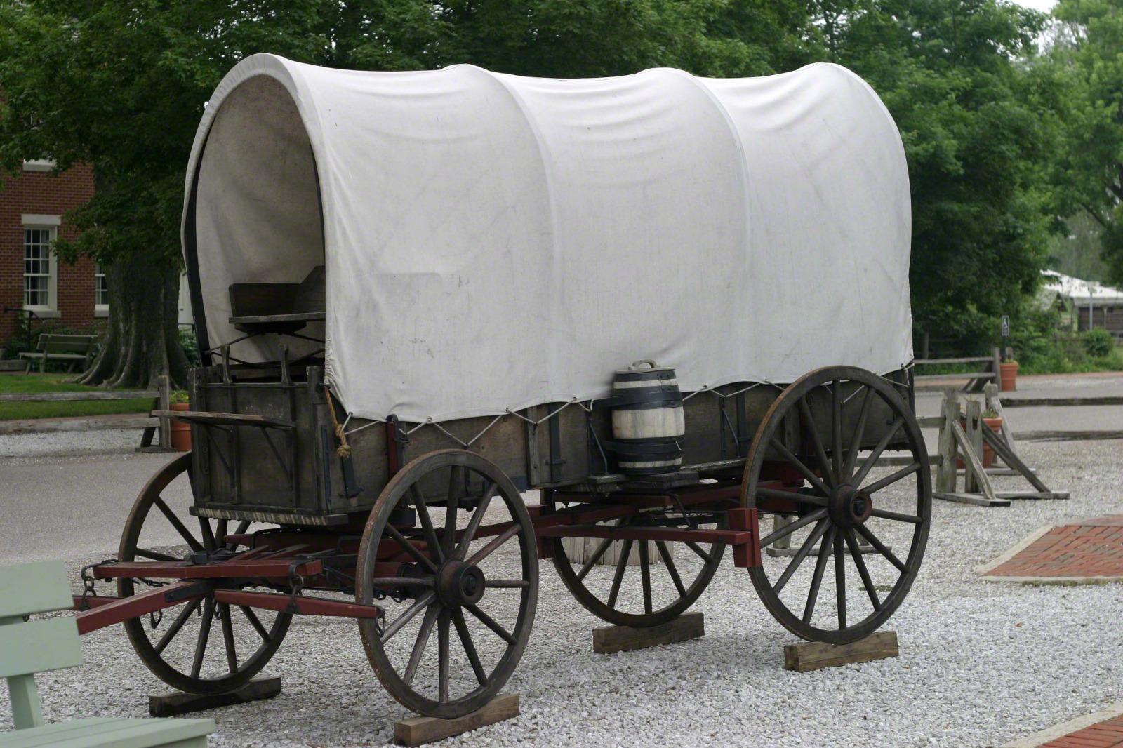 Pioneer Wagon - Bing images