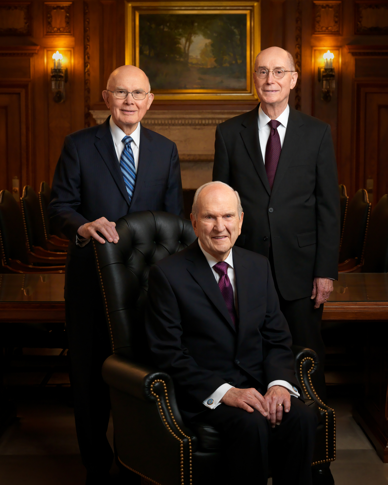 the first presidency 2018