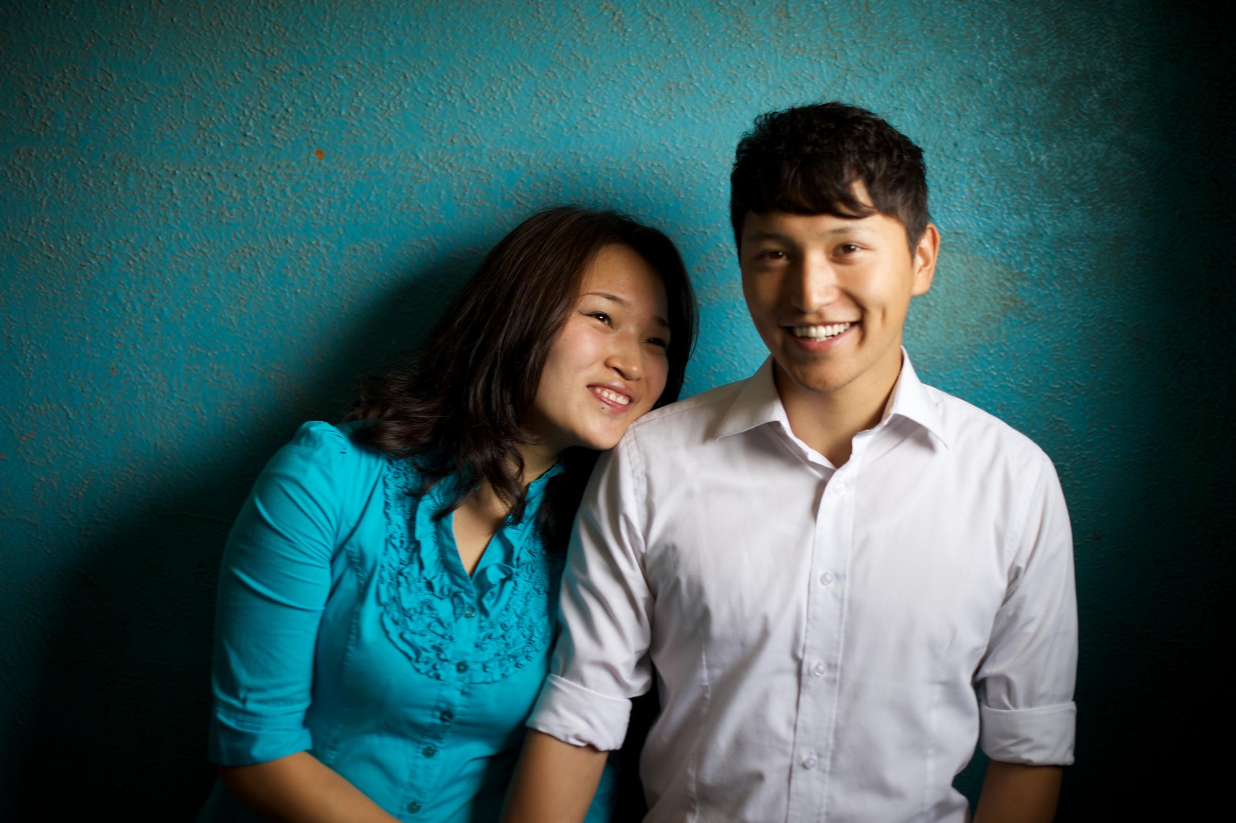 Mongolia dating
