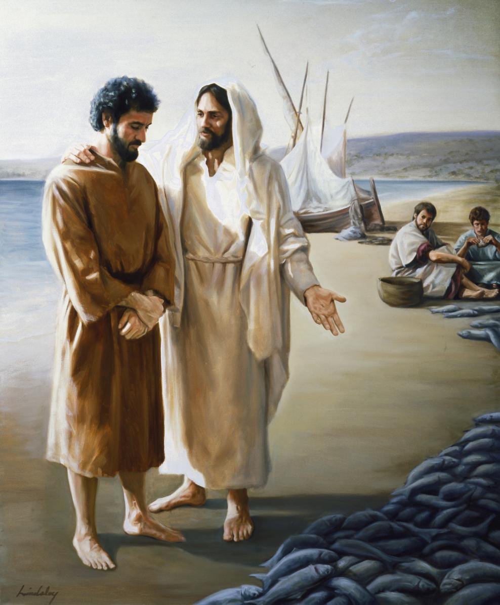 ученик иисуса рыбак