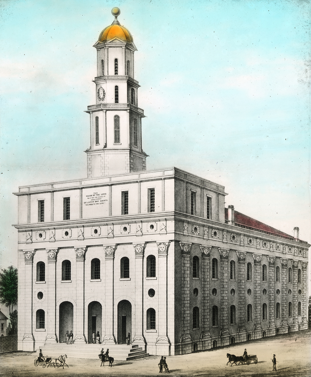 Original Nauvoo Temple