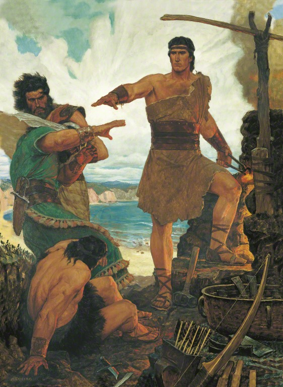 nephi dating site Jeremiah's imprisonment and the date of lehi nephi pens the following jeremiah's imprisonment would have been for the same reasons that he was.
