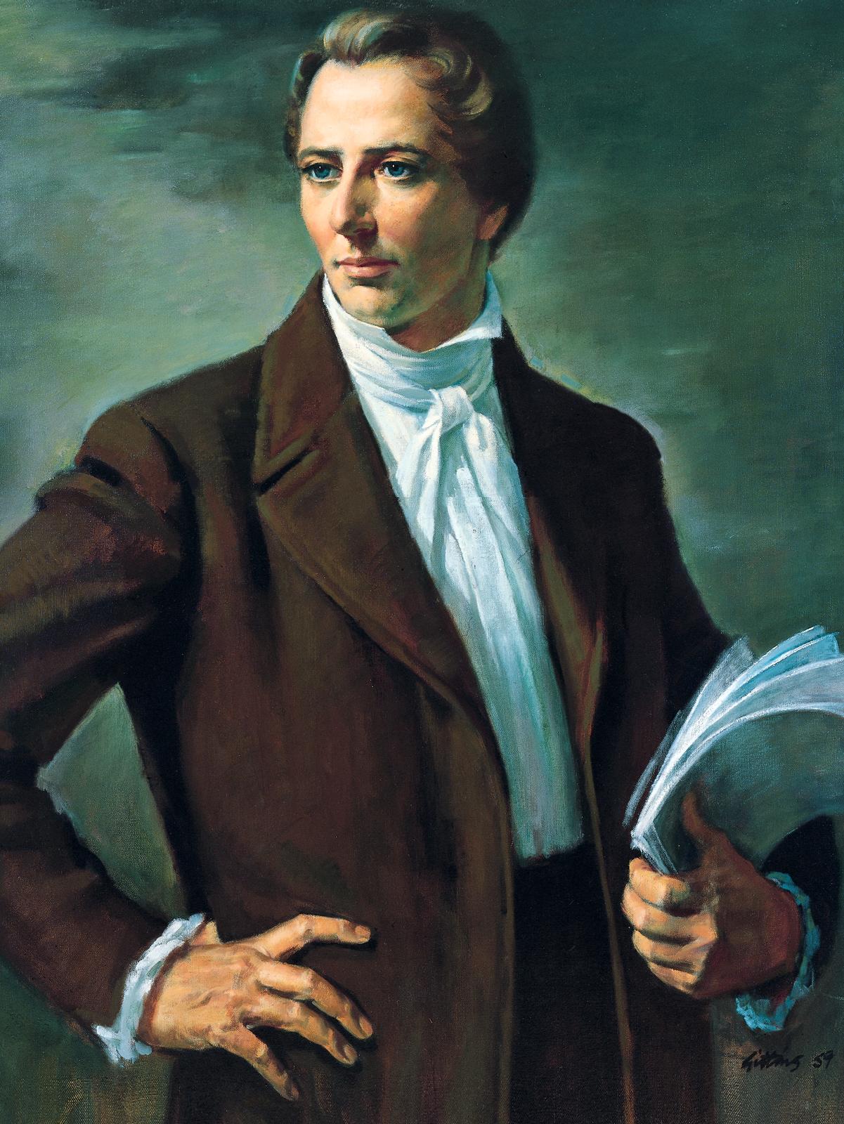 Joseph Smith Jr. (The Prophet Joseph Smith) Joseph Smith