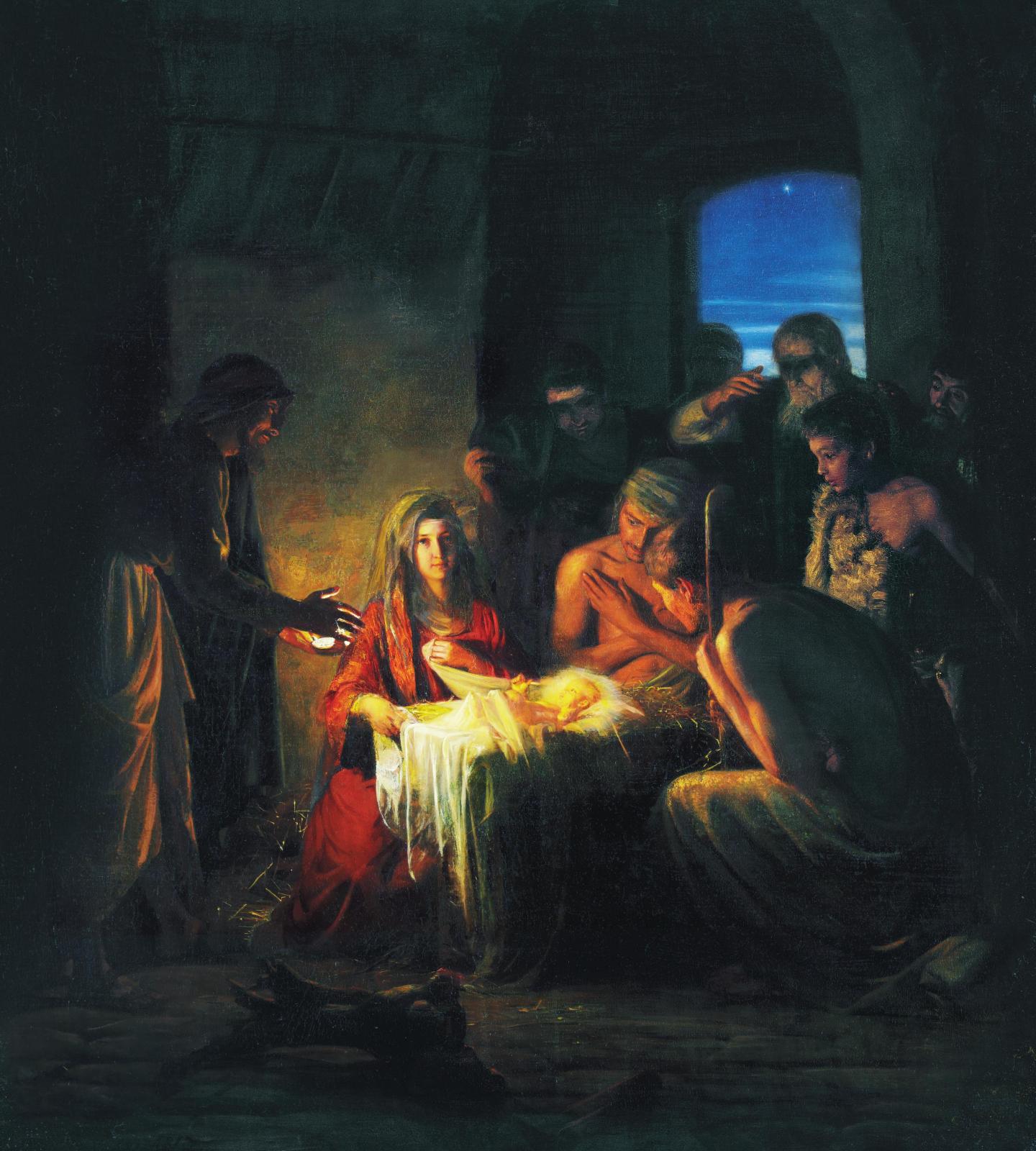 Nativity of Jesus LDS Images & Pictures - Findpik