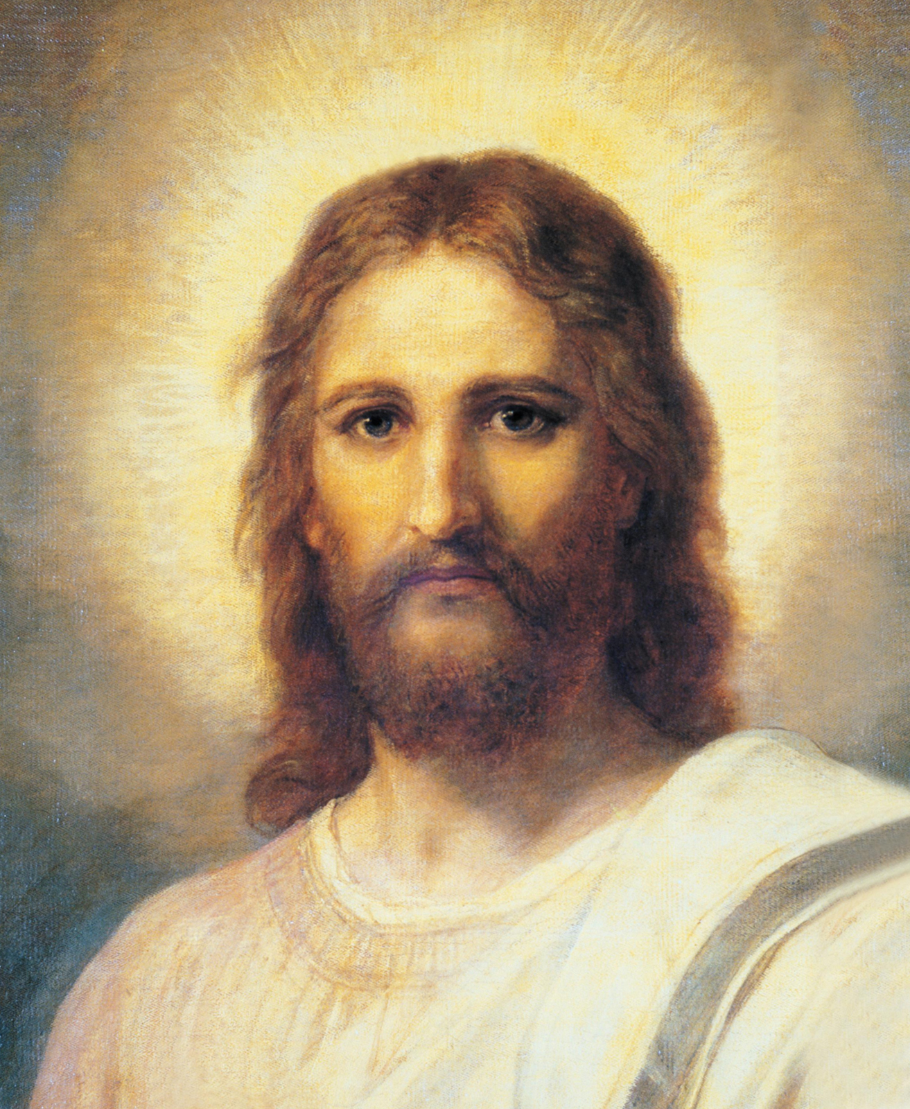 the portrait of jesus life in the book jesus the christ by thomas zanzig The full title of the lectures was the incomparable christ: from jaroslav pelikan contained in his book, jesus through such portraits as christ the.