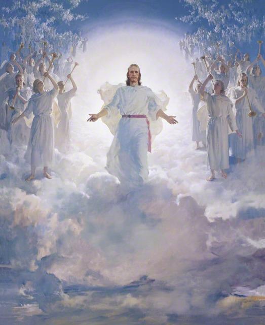Courtesy LDS Media Library http://media.ldscdn.org/images/media-library/gospel-art/new-testament/the-second-coming-39618-mobile.jpg