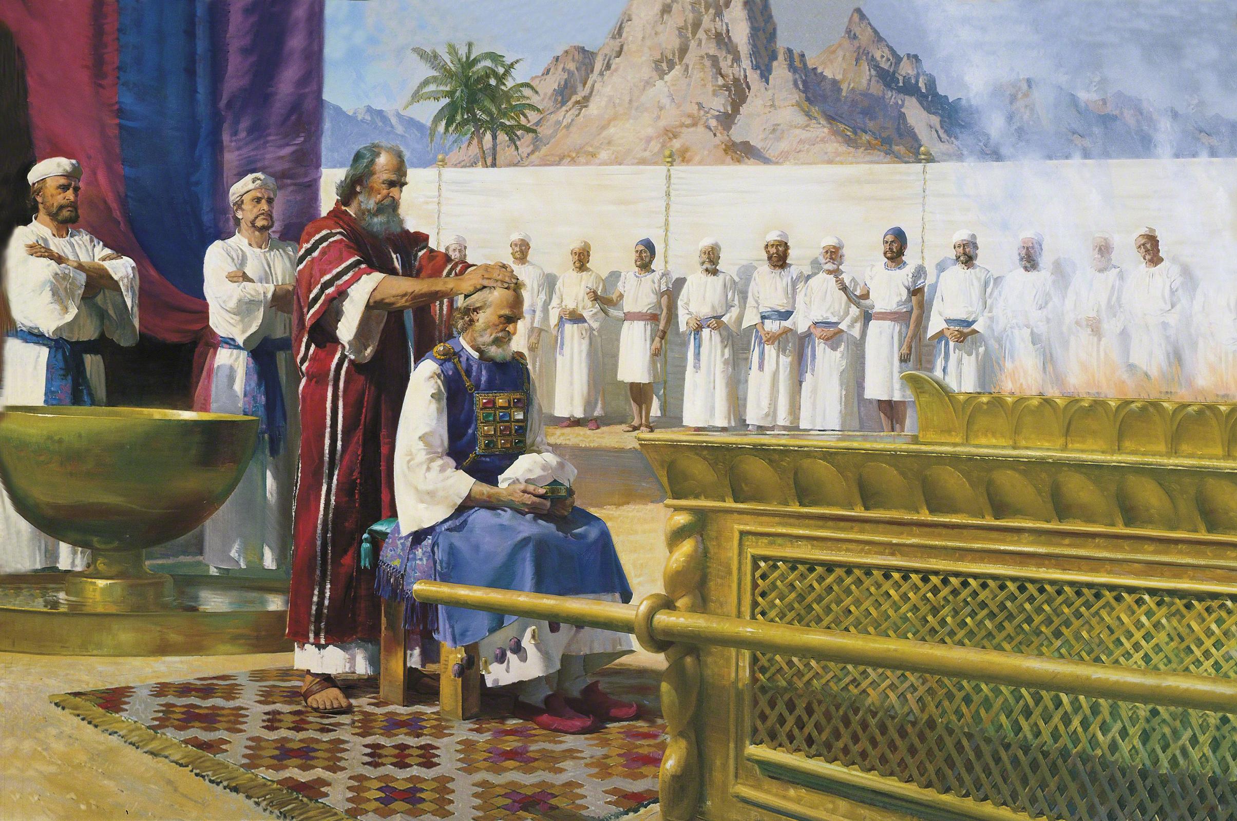 Resultado de imagem para priest in old testament